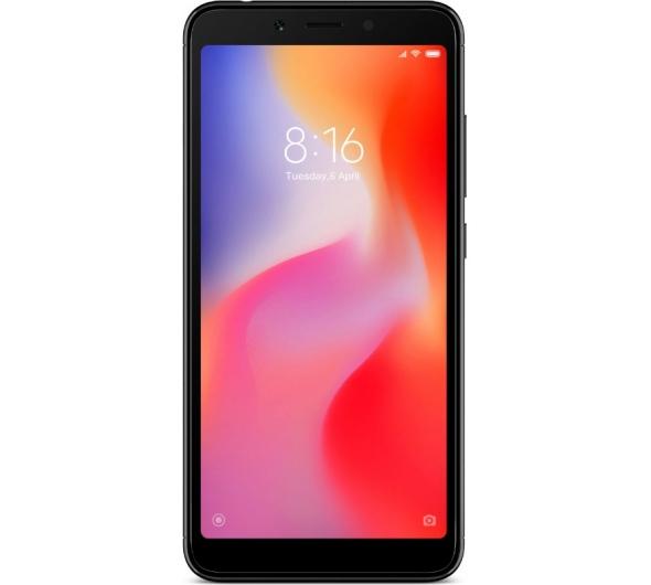 Smartphone Xiaomi Redmi 6 32GB Dual Sim Black