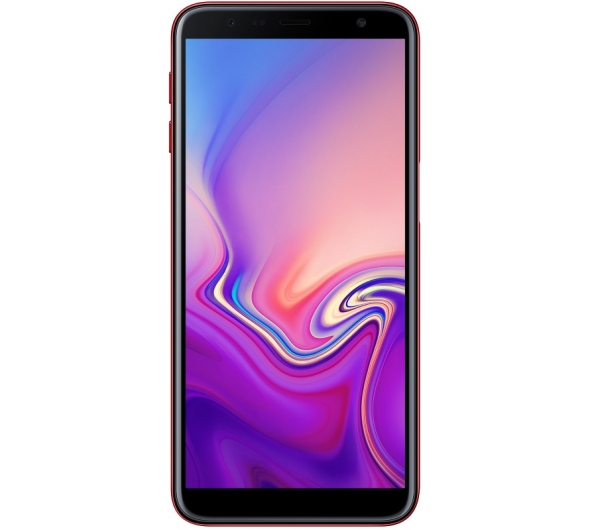 Smartphone Samsung Galaxy J6+ 32GB Dual Sim Red