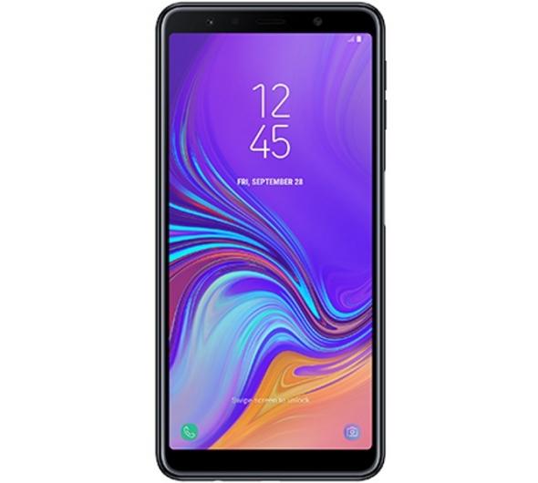 Smartphone Samsung Galaxy A7 64GB Dual Sim Black