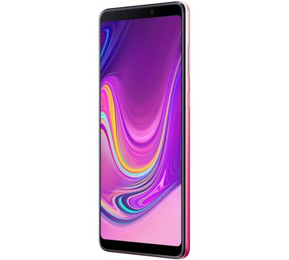 Smartphone Samsung Galaxy A9 128GB Dual Sim Pink