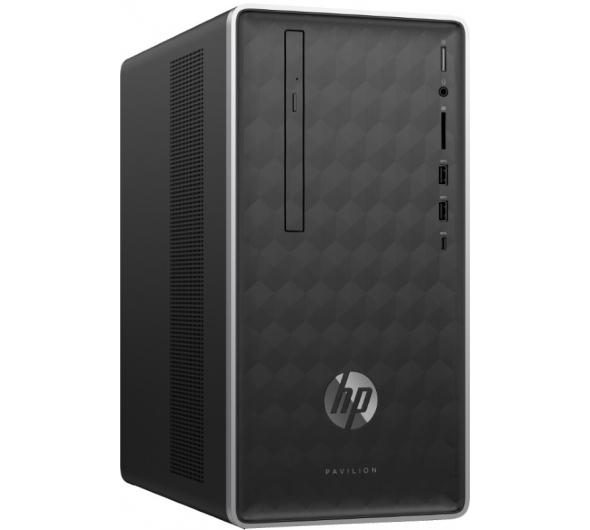 Desktop PC HP Pavilion 590-a0001nv (A6/4GB/1TB&128GB SSD/AMD Radeon)