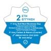 Laptop Dell Inspiron 3573 15.6'' (N5000/4GB/1TB/Intel UHD)